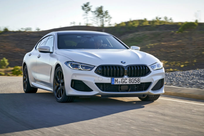 BMW 840i Gran Coupe 3