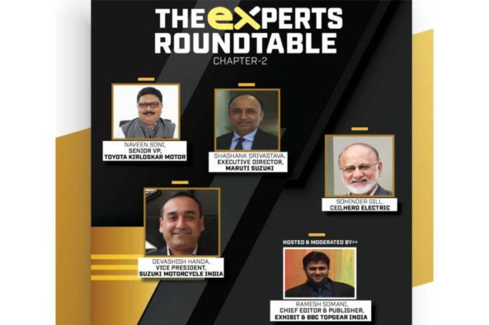 The Experts Roundtable to host Indian automobile leaders this Thursday