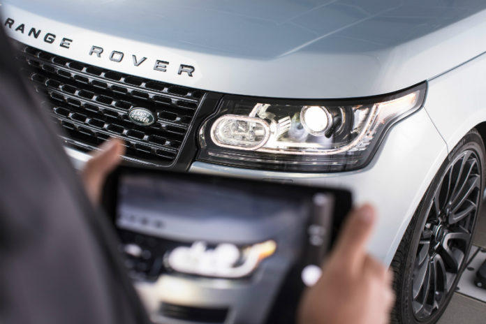 Land Rover Online Purchase and Service