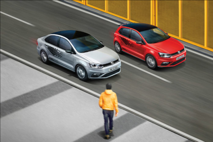 Limited TSI edition Polo and Vento BS6