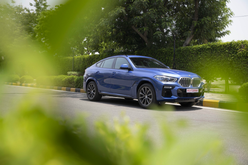 BMW X6 xDrive40i Review