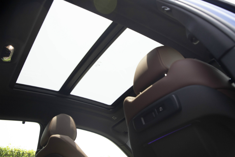 BMW X6 xDrive40i Sunroof