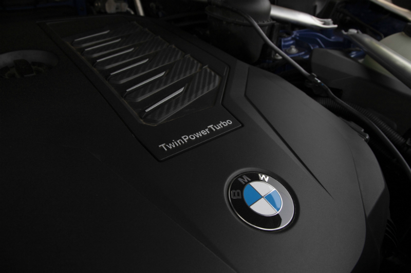 BMW X6 xDrive40i Car Engine