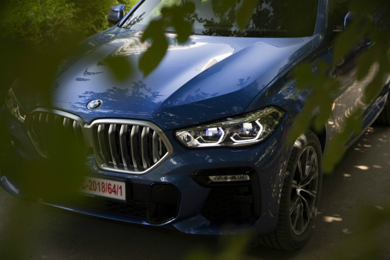 BMW X6 xDrive40i Headlamp