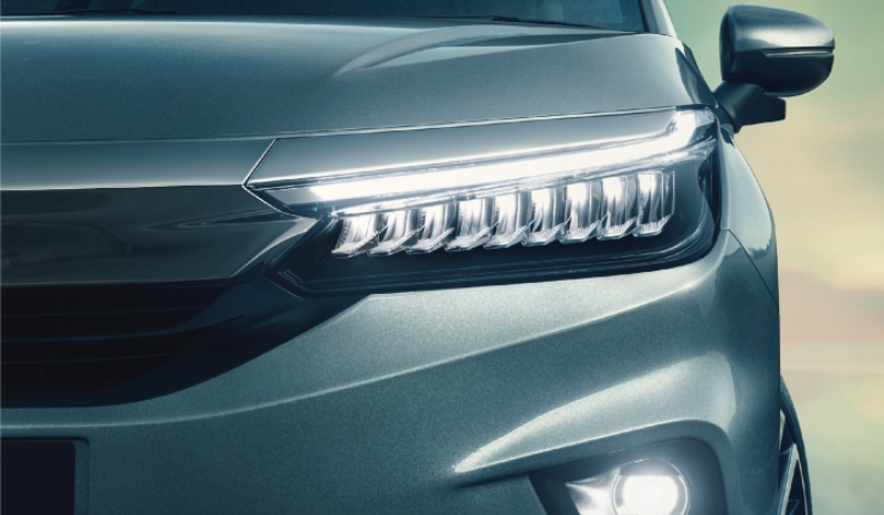 2020 Honda City LED Lamp - Topgear India Magazine