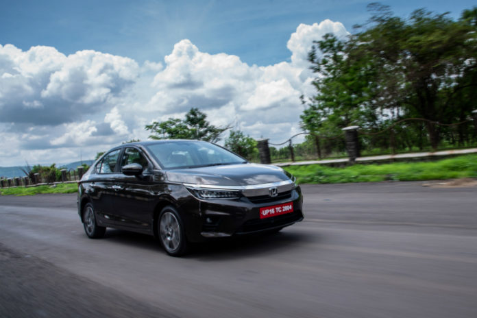 2020 Honda City first drive review