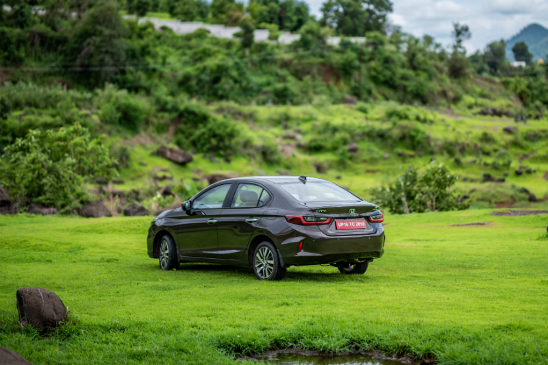 Honda City Car Review - Topgear Magazine