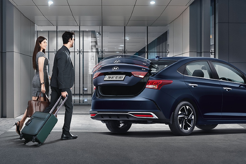 2020 Hyundai Verna - Spacious Car