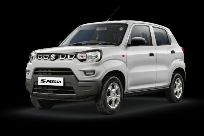 Maruti Suzuki S-Presso CNG variant launched at Rs 4.84 lakh