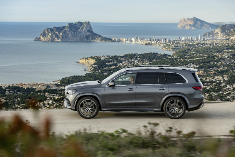 Mercedes-Benz GLS - Car Blogs