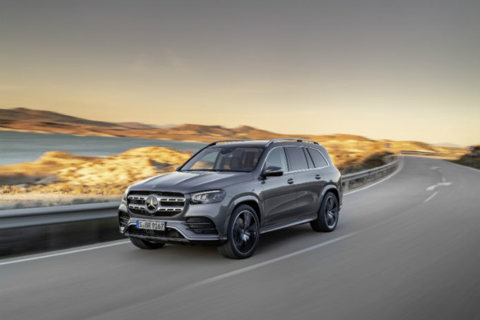The 2020 Mercedes-Benz GLS is here and it's bigger than before!