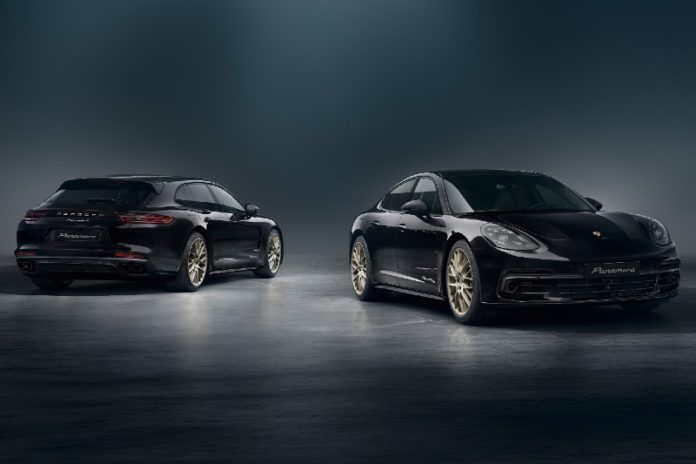 Porsche Panamera 4 10 Years Edition launched in India