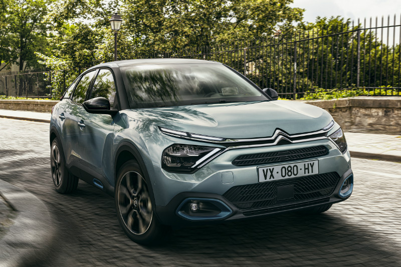 Citroen C4 Electric Car 2020 - Topgear Magazine
