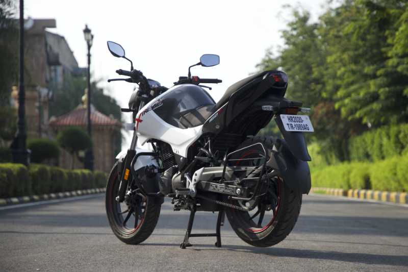 Hero Xtreme 160R - Bike Review Topgear Mag