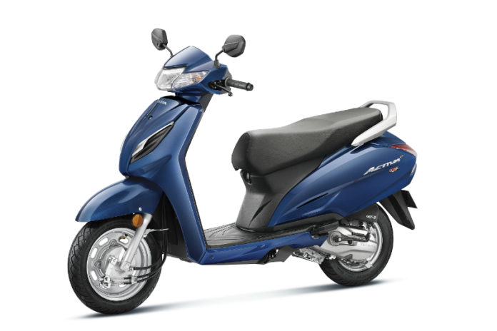 Honda 2Wheelers India surpasses one million BS6 sales milestone