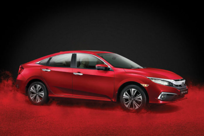 BS6 Honda Civic diesel launched, priced from Rs 20.75 lakh