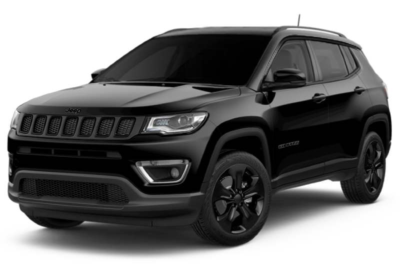 Jeep Compass Night Eagle Black