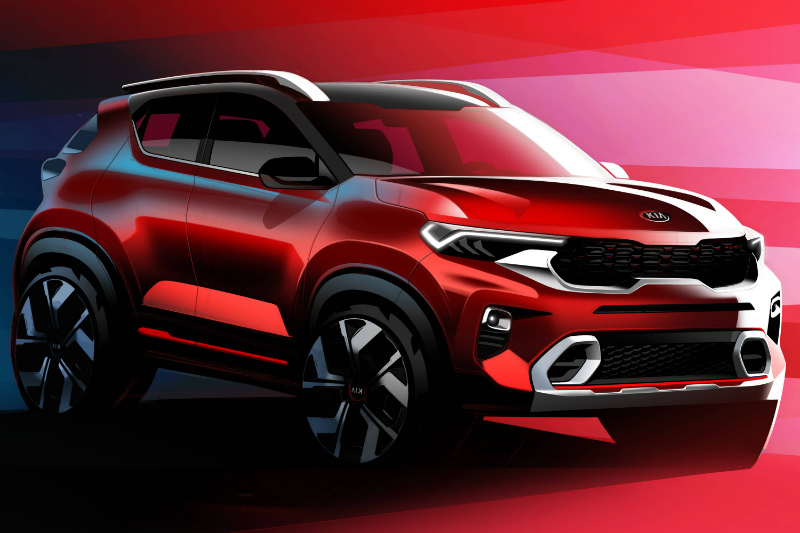 Kia Motors Seltos - Car update online