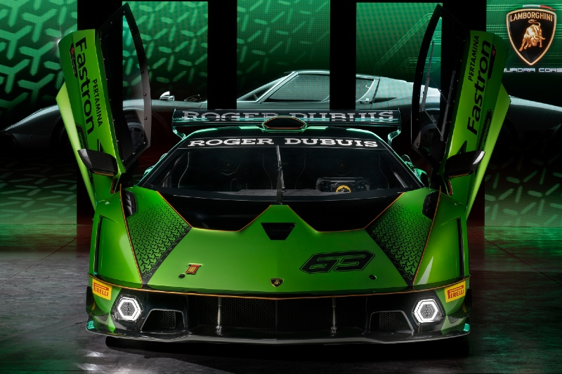 Lamborghini Essenza SCV12 - Car Update Online
