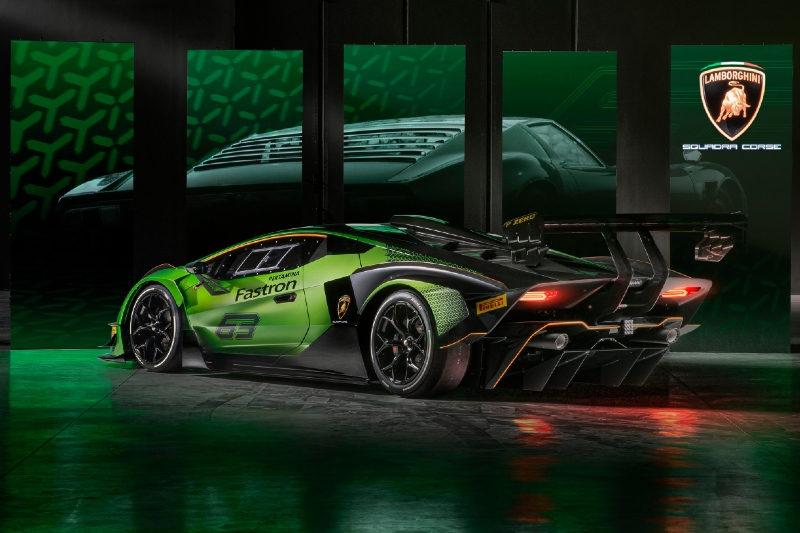 Lamborghini Essenza SCV12 - Car News Online