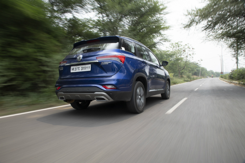 MG Hector Plus first drive review - Topgear Magazine India