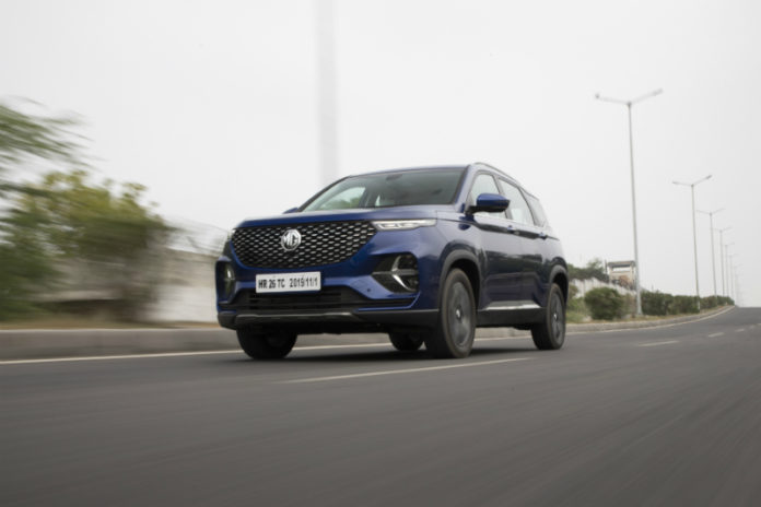 MG Hector Plus first drive review - Car Review
