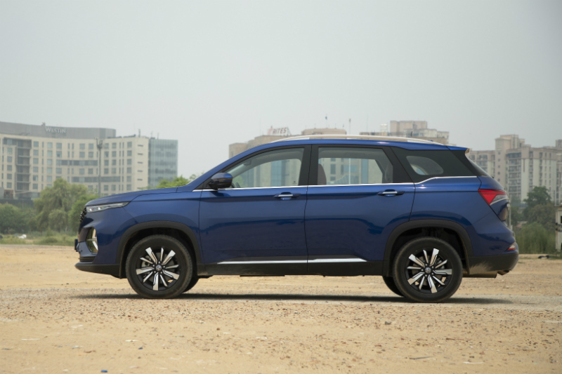 MG Hector Plus first drive review - Car Update Online
