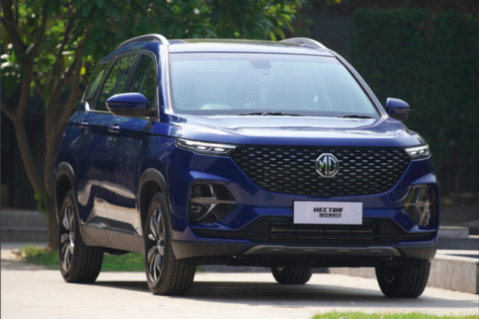 MG Hector Plus: All you need to know