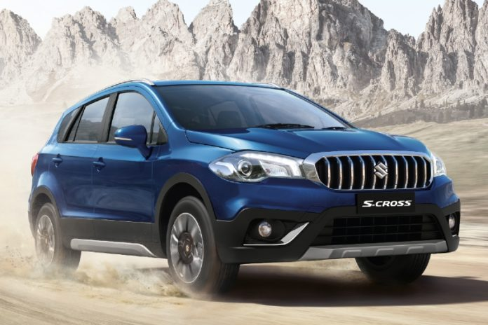 Bookings of the updated Maruti Suzuki S-Cross commences