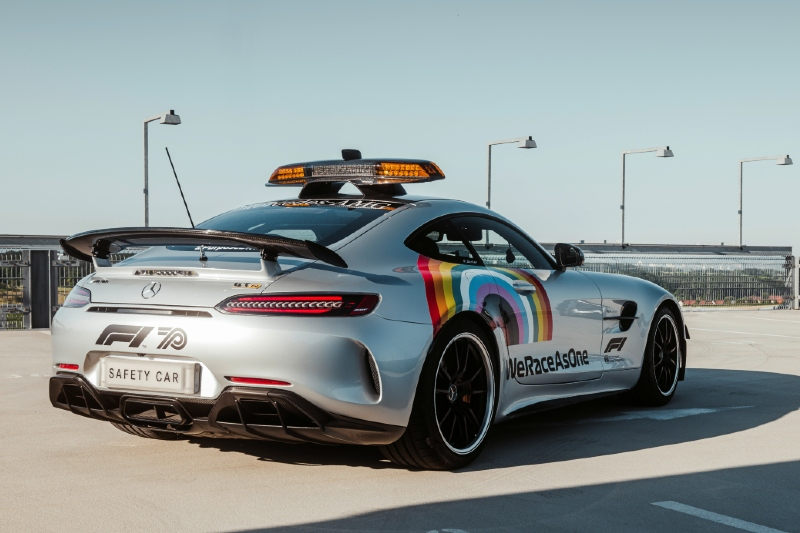 Mercedes-AMG GT R F1 Safety Car sports 2020 - Topgear Magazine