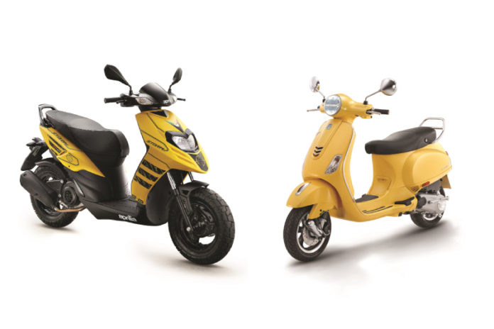 Piaggio launches updated Vespa line-up - Topgear Magazine Online