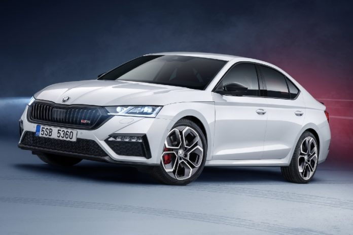 2021 Skoda Octavia RS premieres with new petrol and diesel variants