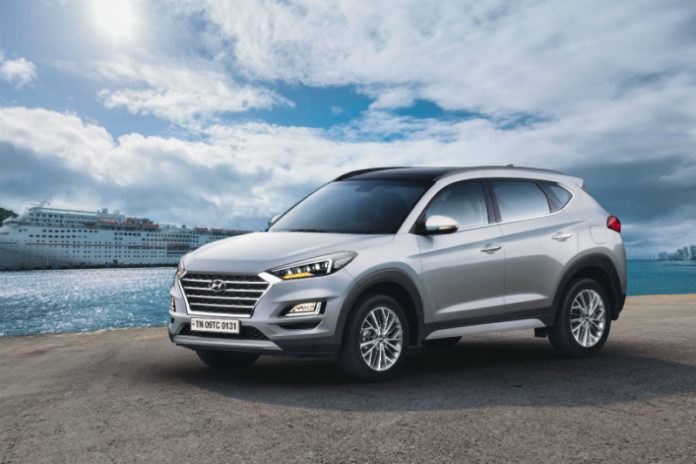 The updated Hyundai Tucson launched,