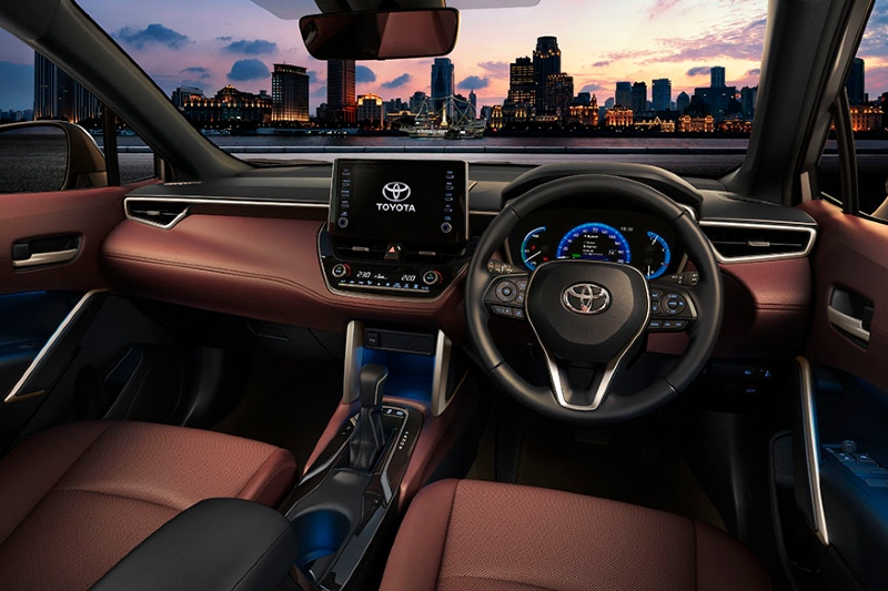 Toyota Corolla Cross Dashboard - Car Blogs Online