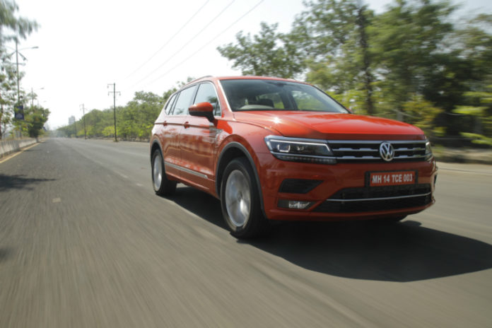 Advertisement feature: Volkswagen Tiguan Allspace - First of the SUVWs