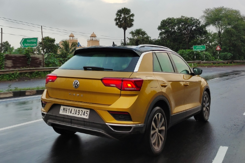 Volkswagen T-Roc review - Topgeear Car Magazine