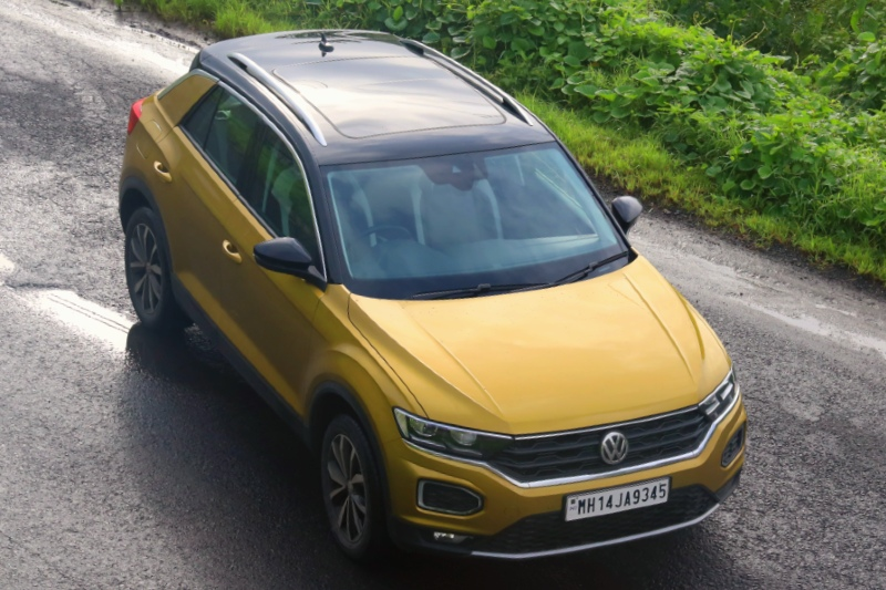 Volkswagen T-Roc Car Review - Topgear Magazine India