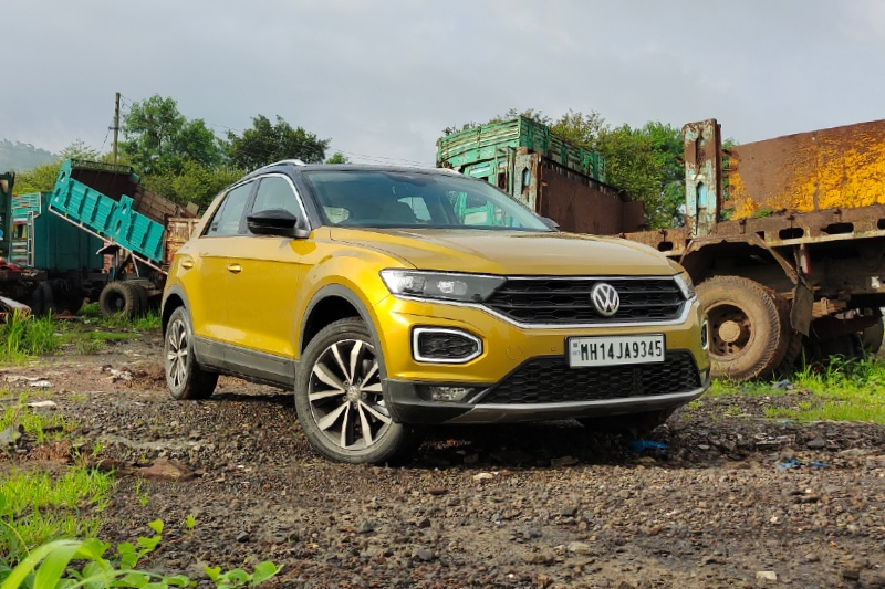 Volkswagen T-Roc review- Topgear Magazine India