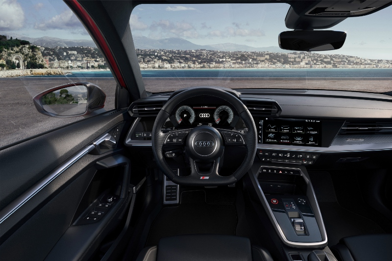 Audi S3 Interior - Car Magazine India