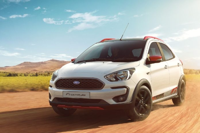Ford FreeStyle - Car Blogs Online