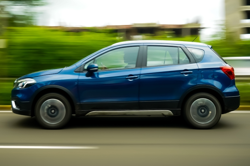 Maruti S-Cross First Drive Review - Topgear Magazine Online