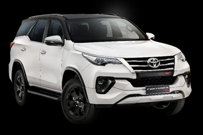 Toyota Fortuner TRD -Topgear Magazine India