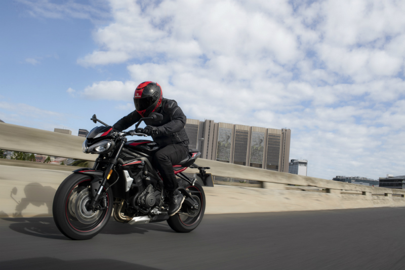 Triumph Street Triple R - Bike Blogs Online