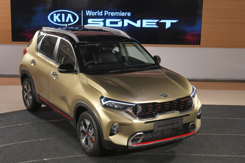 Kia Sonet Variant And Pricing Explained Topgear India