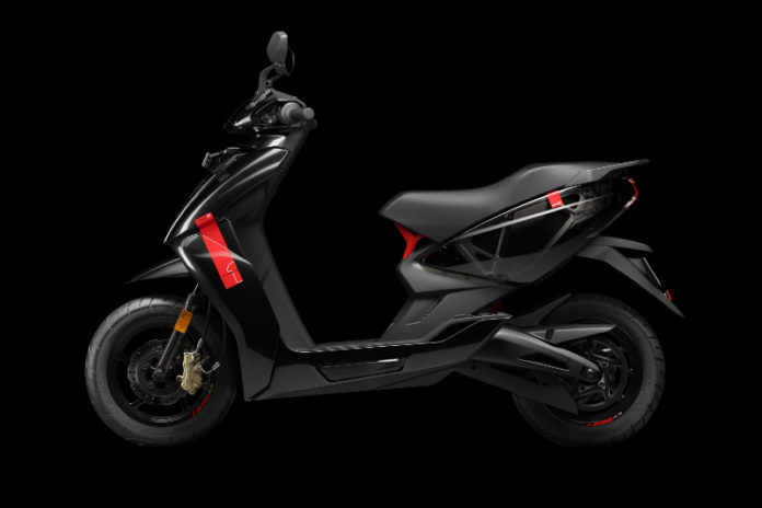 Ather Energy - Topgear Magazine Online