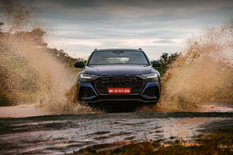 Audi RS Q8 Drive Review - Topgear  Magazine India