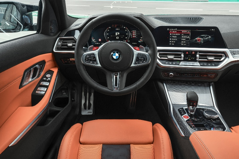 BMW M Coupe Interior - TopGear Magazine India