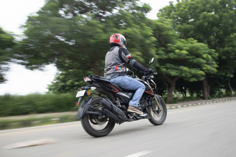 TVS Apache RTR 200 4V first ride review - Topgear Magazine