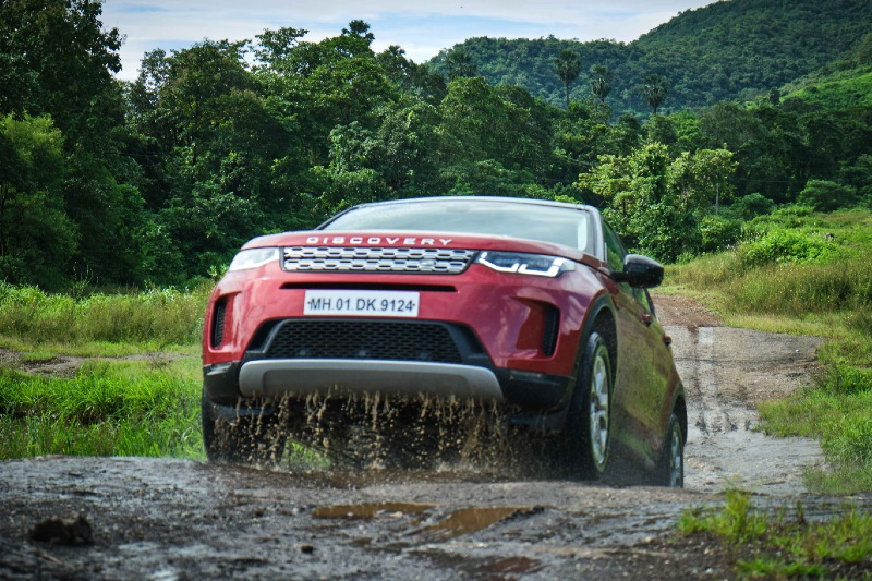 Land Rover Discovery Sport Drive Review- Topgear Magazine