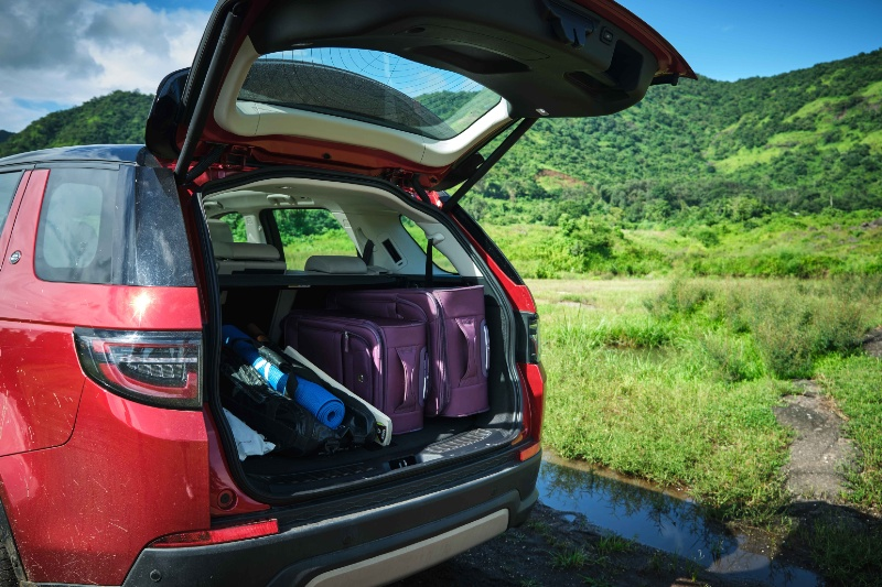 Land Rover Discovery Sport  Space - Topgear Magazine